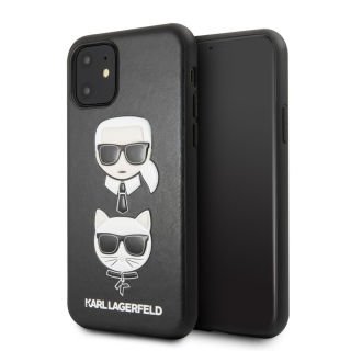 Karl Lagerfeld &Choupette iPhone 11 Black