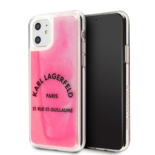 Karl Lagerfeld Glow in The Dark iPhone 11